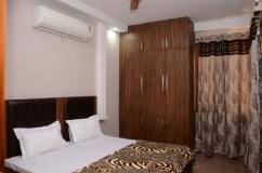 One bhk Service Apartment Near GK