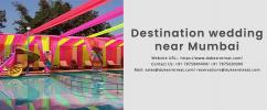 Dream Destination wedding near Mumbai