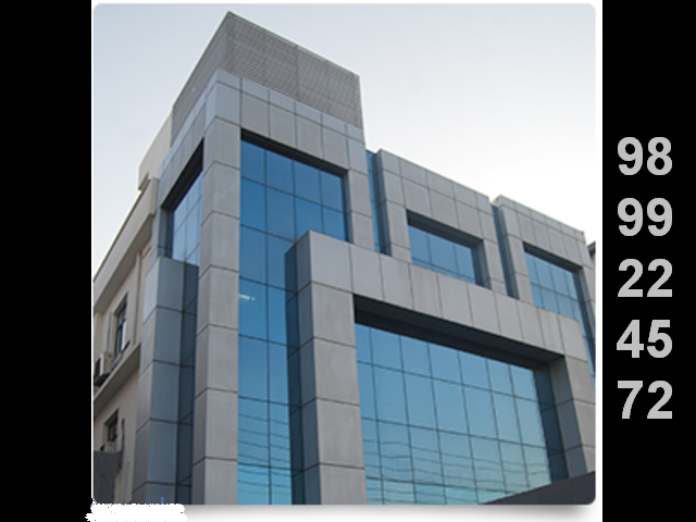 Building Space for Rent in Noida- 22,000 Sq.ft