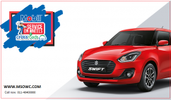 Maruti Swift service in Delhi NCR