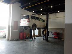automobile workshop in mohali