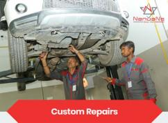car denting workshop in chandigarh