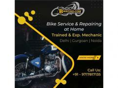 Bike Fixo offers Bike Service & Repair at Home in Delhi NCR