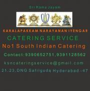 KSN IYENGAR CATERING SERVICE