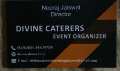 Divine caterers event orgnizer