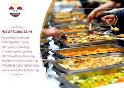 Catering Services in Jaipur by ML Caterers