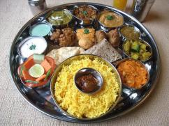 we are supplying north indian food home and office