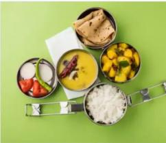 Tiffin/ Food service