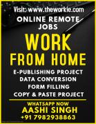 Grab Now Limited Seats for Home Based Work