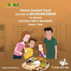 ODMEALS- Lunchbox Service in Bhubaneswar