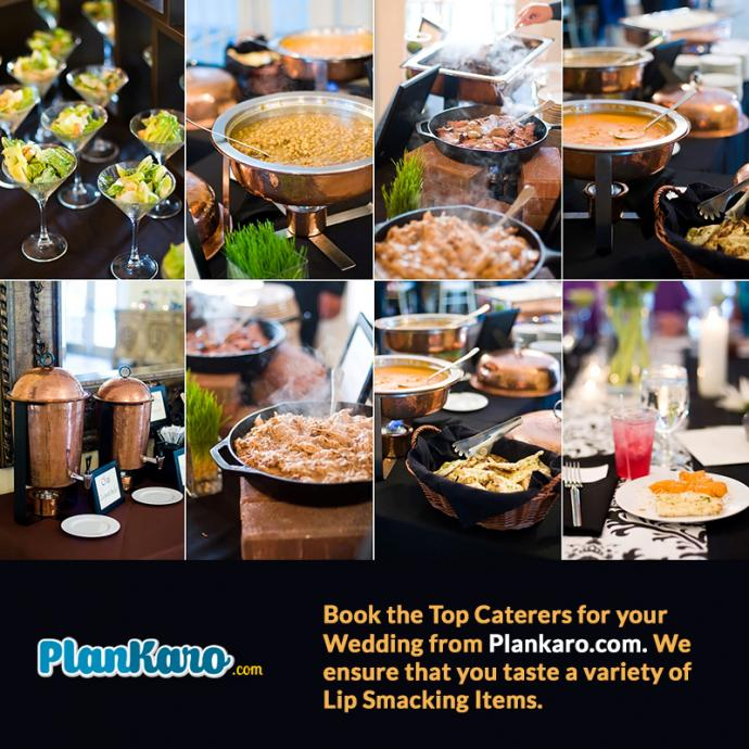 Food caterers in Hyderabad