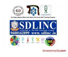 SIX SIGMA CLASS SDLINC Institute of QA/QC, Welding NDT&  Inspection Technology