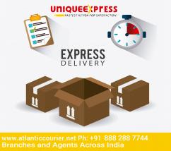 unique express courier service