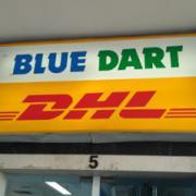 Bluedart Faridabad