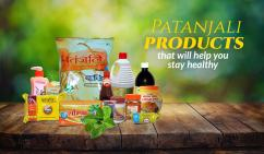 Promoting  Patanjali Ayurvedic Products and Sri Sri Products in India.