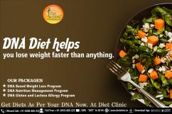 DNA Diet for Weight Loss in Delhi NCR 8010888222
