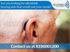 Get the best Hearing Aid Brands at Hearing Plus