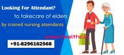 Patient Care Service in Pune, Elderly Caretaker Pune, Senior Citizen Care