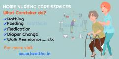 Home Nursing Care Services in Hyderabad, Male and Female Nursing Attendants Hyde