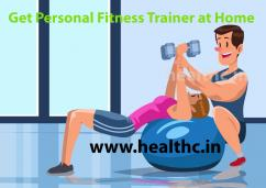 Personal Gym Trainers at Home in Mumbai, Home Fitness Service Mumbai