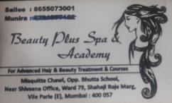 Beauty Plus Spa & Academy