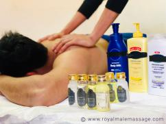 Doorstep Male to Male Body Massage Services in Delhi at Home or Hotel