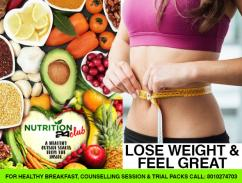 WEIGHT LOSS NUTRITION WELLNESS CENTRE