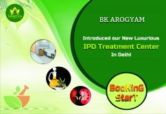 Luxurious Treatment and Therapy BY Ayurveda in Delhi