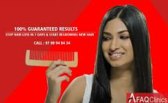 Guaranteed hair loss treatment clinic at Tolichowki Hyderabad.