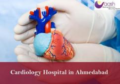 Find Best Cardiology Hospital in Ahmedabad