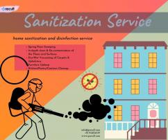 The Best Home Sanitization and Disinfection Service in Delhi