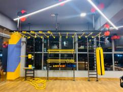 fitness center gaur city 1