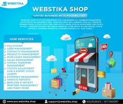 Webstika Shop Software