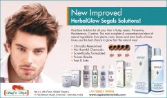 Segals Solutions is back as HerbalGlow Segals Solutions - New improved Formula