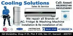Repair & Maintainence All brands of AC Fridge &