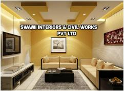 Swami Interiors & Civil Works Private Limited Turnkey Interior Contractor