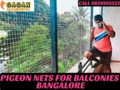 Pigeon net for balconies in bangalore