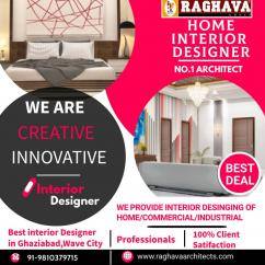 Raghava Architects Best architects In Ghaziabad, Wave city, Noida Greater Noida