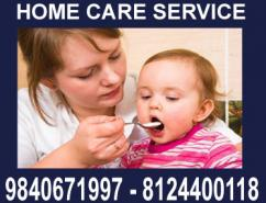 Baby Care,Baby Sitters - Nanny,Babycare,Child CareDomlur--------