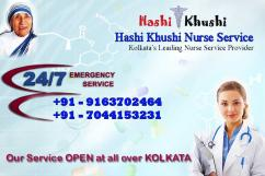 Nurse Service at Home in Kolkata