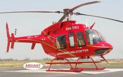 Best Helicopter on Rent For Wedding In Rajasthan