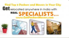 Packers and Movers in Chandigarh - Get Packers Movers