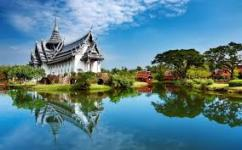 How do travel in Thailand with low  budget