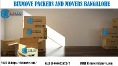 BIXMOVE PACKERS AND MOVERS