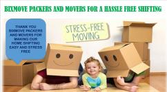 BIXMOVE Packers and Movers,Bangalore