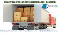 BIXMOVE Packers and Movers  Marathahalli,Bangalore