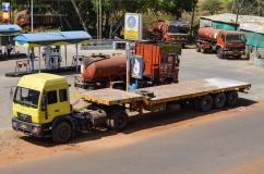 Trailer Truck Transport Company