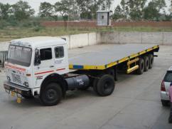 Trailer Truck Transport Company In New Delhi