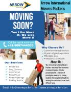 Arrow International Movers Packers 9928299266