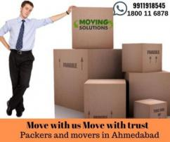 Get Free Quotes of Top 3 Packers and Movers in Ahmedabad